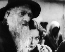 Амвросій Бучма в ролі Лейзера, фільм «П'ять наречених», 1929 р.