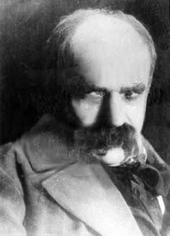 Амвросій Бучма в ролі Т. Шевченка, фільм «Тарас Шевченко», 1926 р.
