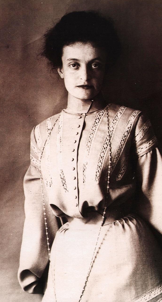 Олена Кульчицька, 1900-ті рр.