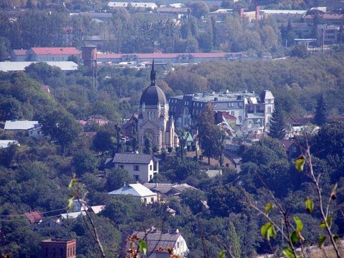 Церква Вознесіння Господнього. Фото Сергія Гуменного