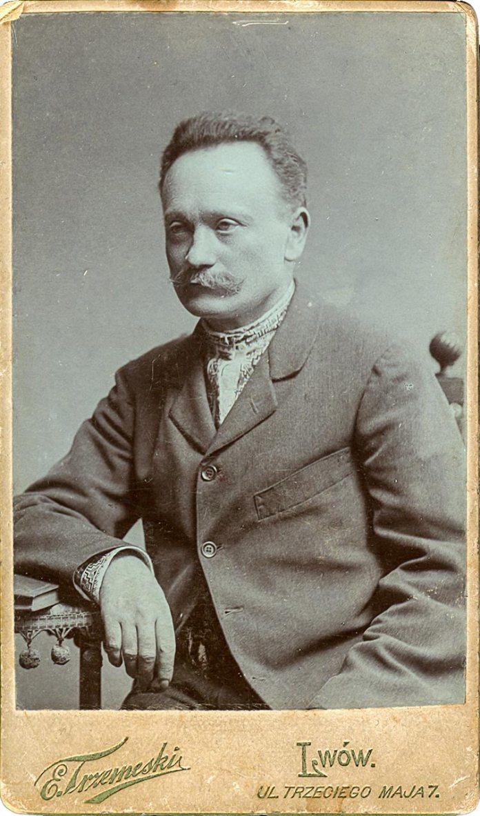 Іван Франко. 1904 рік.