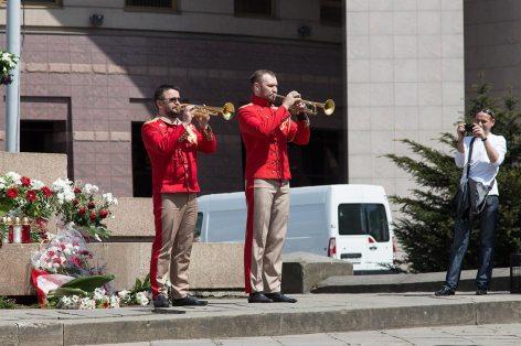 Святкова театралізована хода з нагоди святкування 761-ї річниці Дня міста Львов