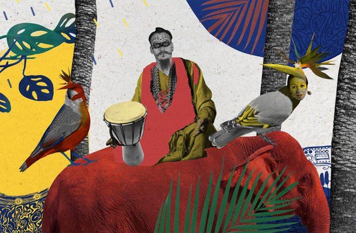 Лемківська пісня у afro стилі від Troye Zillia