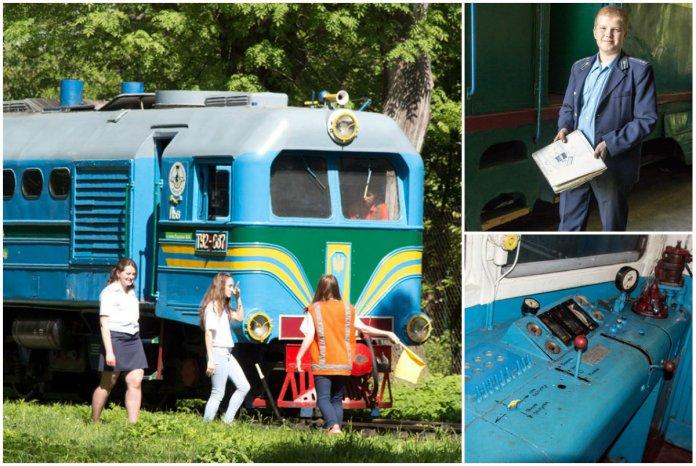 Поїздка в дитинство, або улюбленець дітлахів та дорослих поїзд «Вітерець»