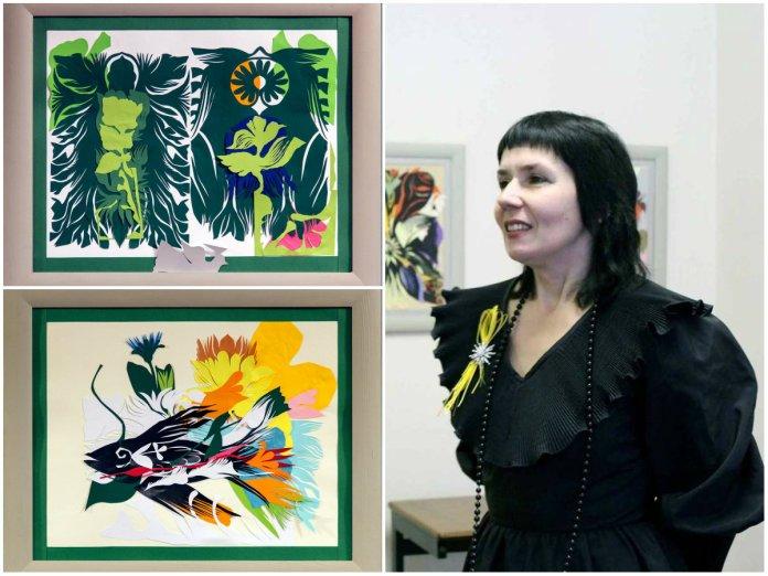 Витинанки Ірини Токарської покажуть в Музеї Михайла Грушевського у Львові
