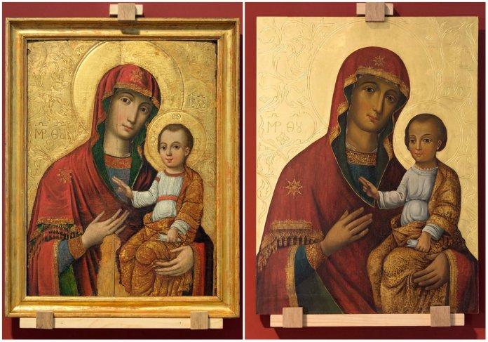 Одна ікона і два зображення, або унікальна Унівська Богородиця