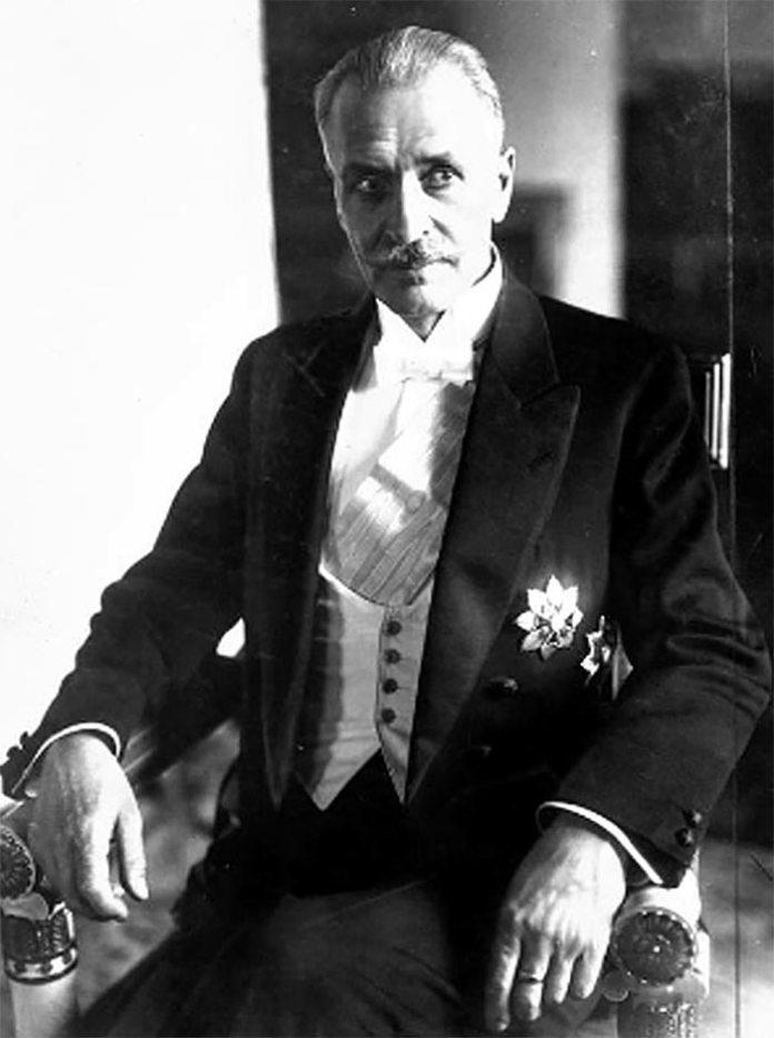 3-й Президент Польщі Ігнацій Мосьціцький