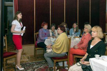 Посиденьки за горнятком гербати в Музеї Михайла Грушевського у Львові