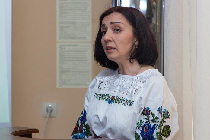 Галина Мазувок