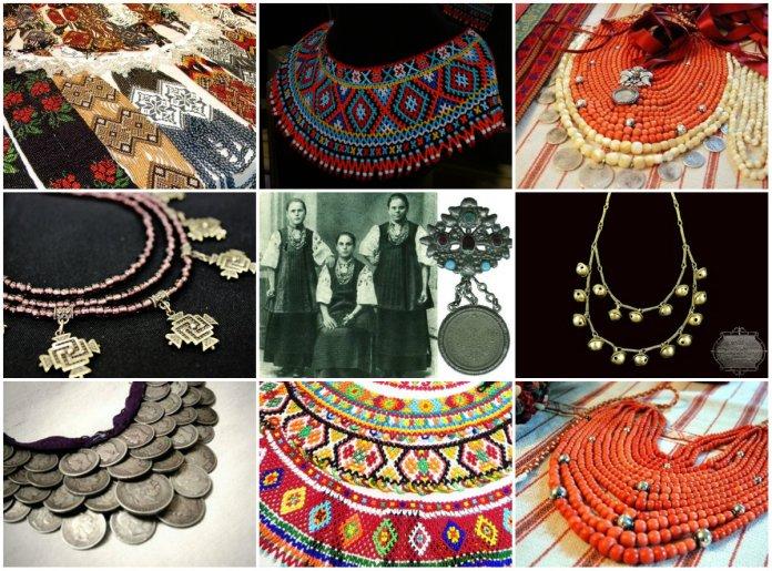 Українська етнічна біжутерія, або які прикраси носили наші прабабусі