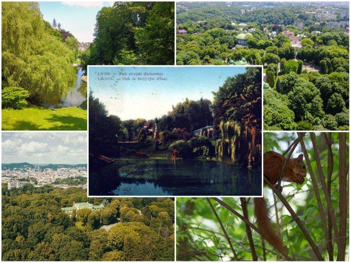 Найгарніший парк Європи, або 20 цікавих фактів про Стрийський парк