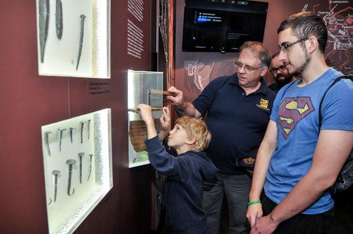 Оновлення експозиції присвятили 20-річчю відкриття Музею історії Тустані в с.Урич.