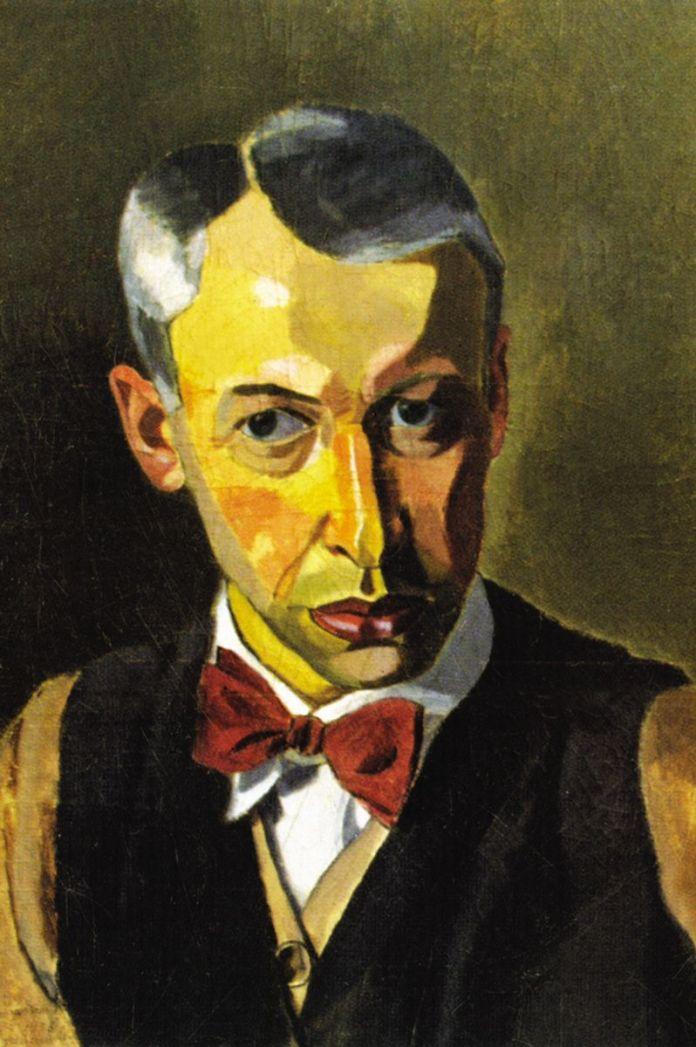 Осип Сорохтей. Автопортрет. 1938 рік