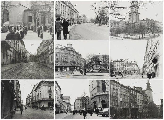 36 унікальних фотографій Львова 1976 року