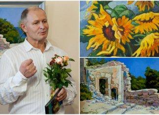 Відкриття виставки Романа Венчака зібрало аншлаг