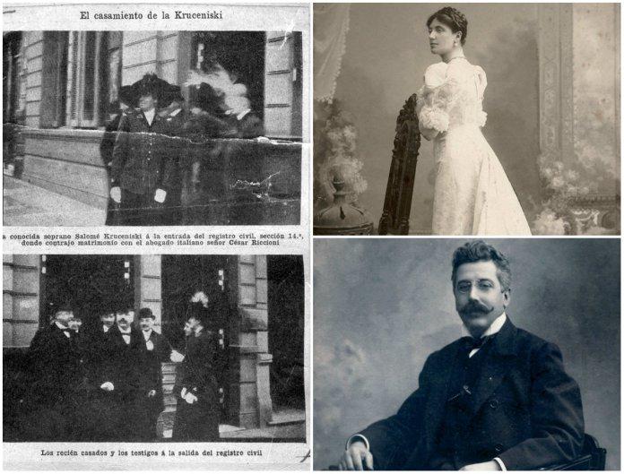 Одруження Соломії Крушельницької: вона віддала перевагу квітам померанцу