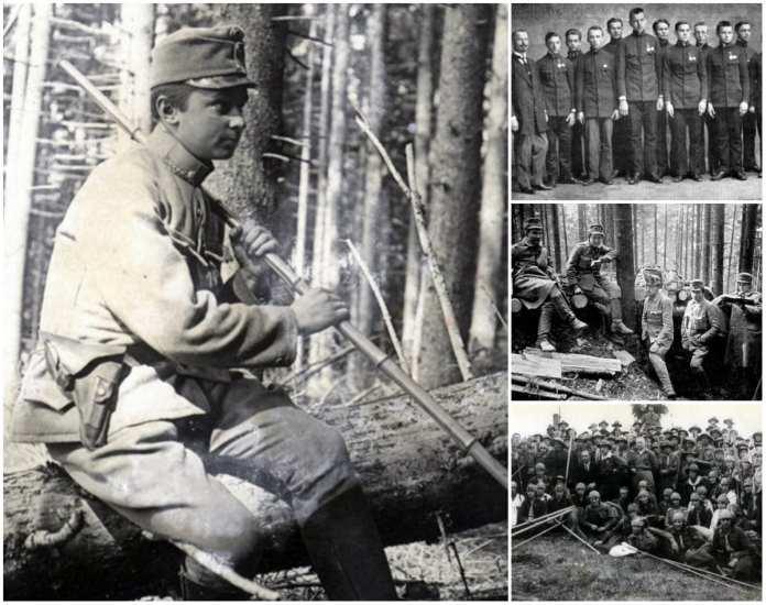 Наймолодший бойовий офіцер-українець Першої світової. Поручник Осип Яримович