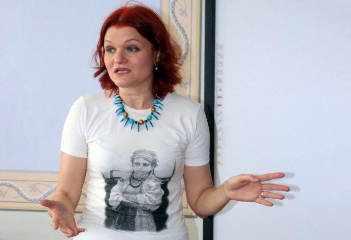 Співачка Леся Горова - гостя проекту #За живе