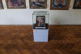 Оновлена експозиція Художньо-меморіального музею Олекси Новаківського