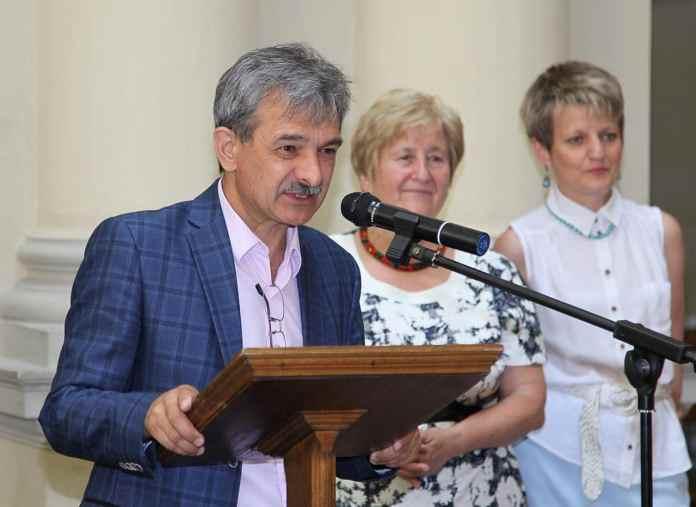 Директор Історико-краєзнавчого музею у Винниках Ігор Тимець