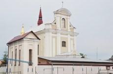 Костел святого Йосипа тепер