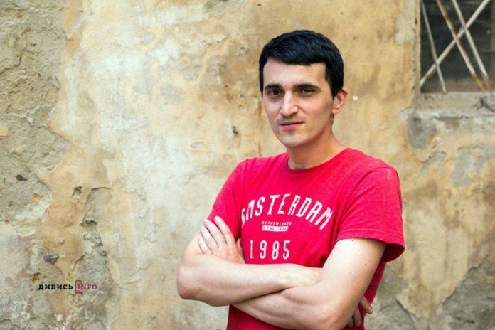 Євген Ткач, археолог