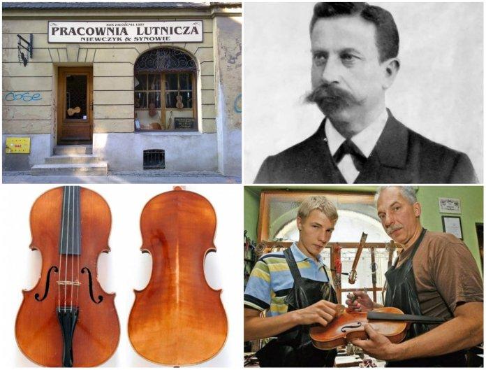 Так минає слава світу, або невідома історія славетного львівського майстра Францішка Нєвчика