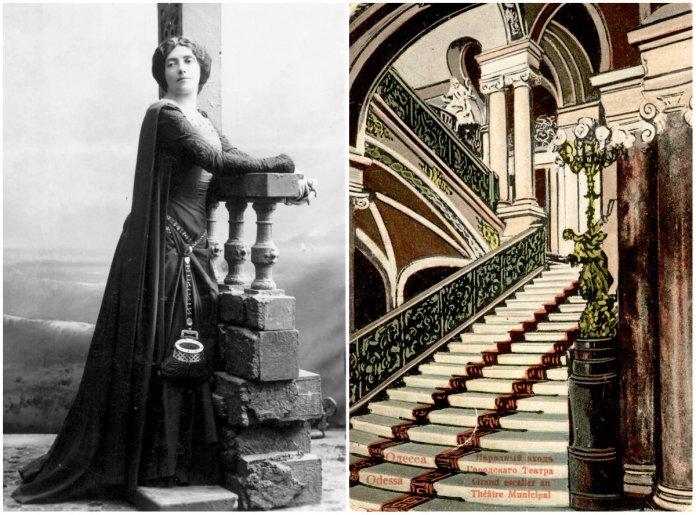 Як 120 років тому Соломія Крушельницька підкорила Одесу