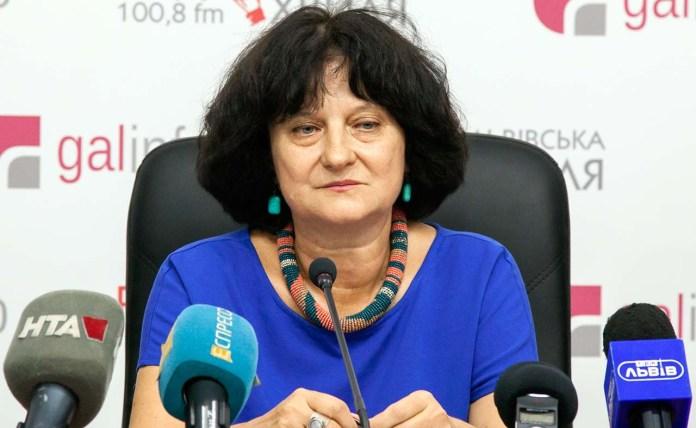 Лаариса Разінкова-Возницька