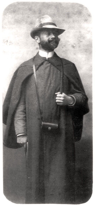 Іван Боберський – професор Академічної гімназії у Львові. 1912 р.