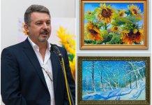 У Львові презентували виставку живопису Ігоря Кузьмака