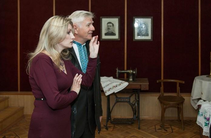 """Відкриття виставки """"Я ніколи не забуду про потреби Холмського народу…"""" Михайло Грушевський і Холмщина."""