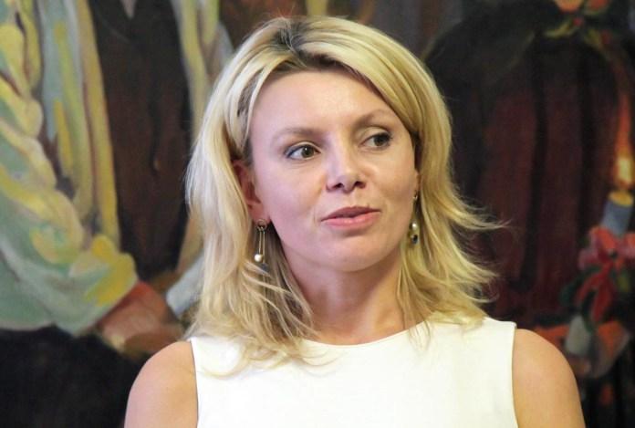 В. о. директора департаменту з питань культури, національностей та релігій Львівської ОДА Мирослава Туркало