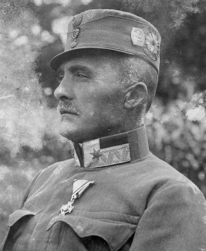 Мирон Тарнавський, 1916