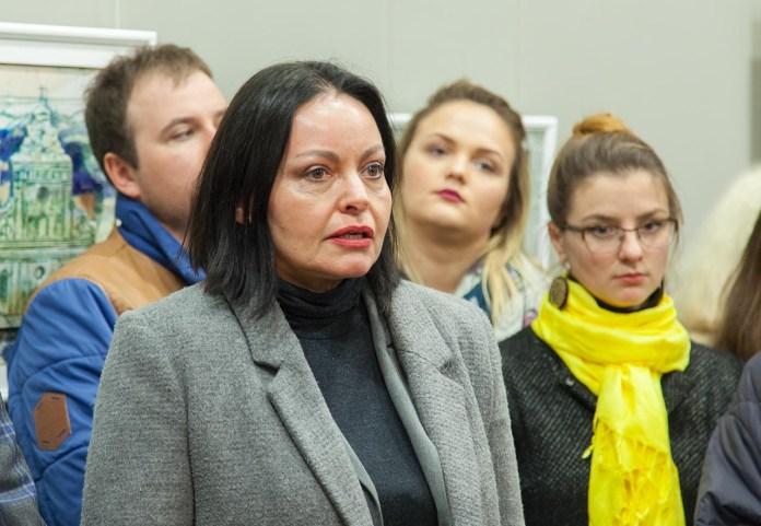 Галина Кусько