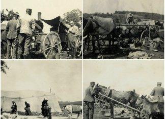 Село Плугів на фото 1916 року