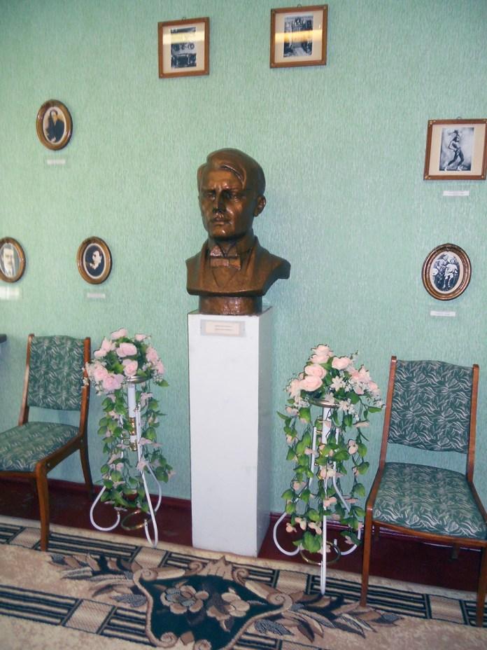 Експозиція Кам'янського державного історико-культурного заповідника