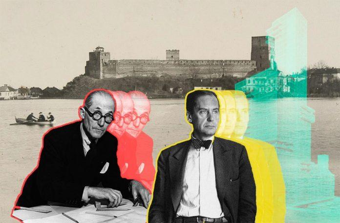 Урбаністичний модернізм: яким міг бути луцький парк в епоху Ле Корбюзьє