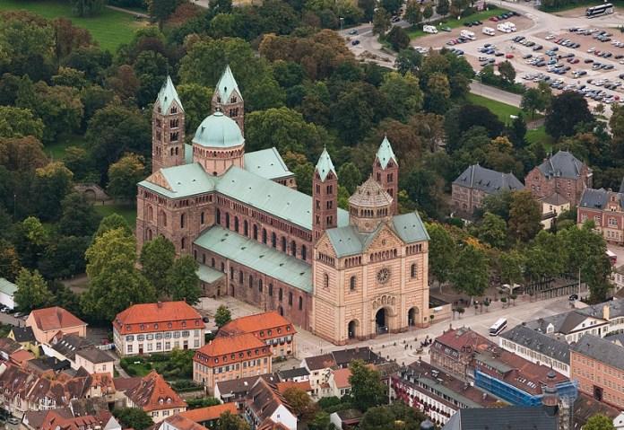 Шпаєрський собор, фото з Вікіпедії
