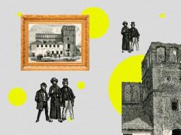 Загадковий малюнок луцької синагоги