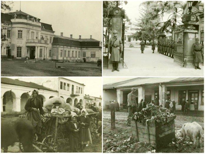 Фото Кристонополя з австрійського архіву (1915-1918)