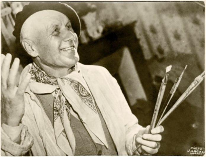 Олекса Грищенко. Лімож, 1953