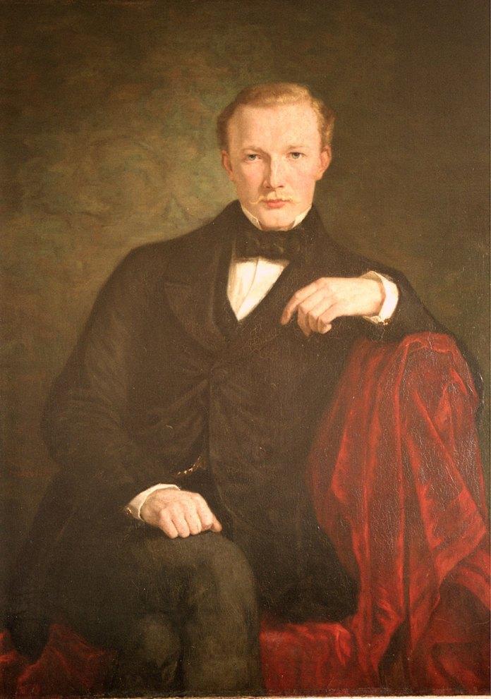 Ян Александр Фредро, брат Софії Шептицької
