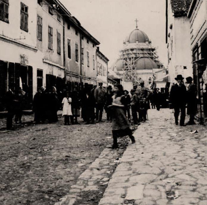 Жовква в період Першої світової війни