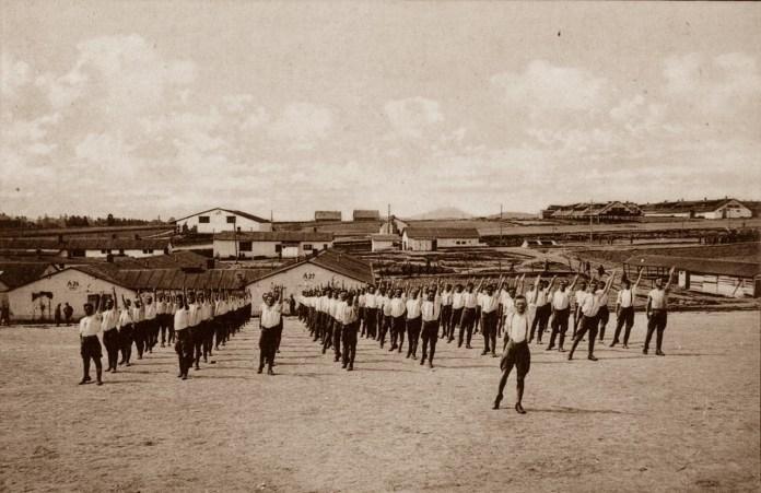 Українська бригада в Німецькім Яблоннім.