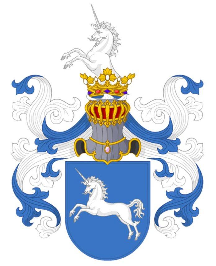 Родовий герб Боньча