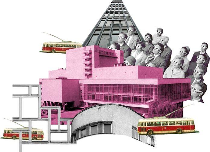 Радянський модернізм у Луцьку, або стиль і мода 1960-х