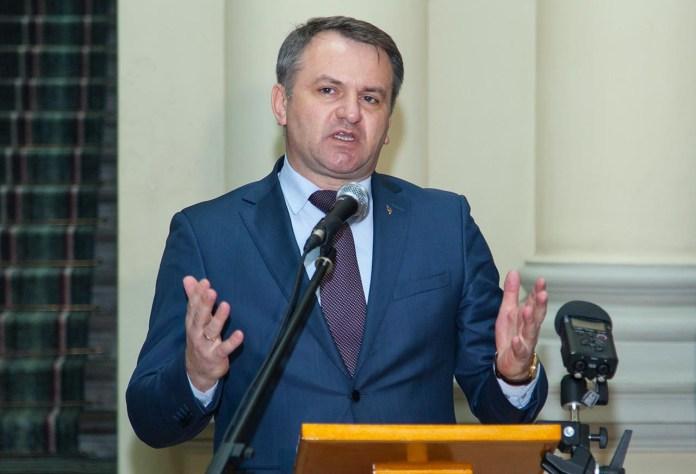 Голова Львівської обласної державної адміністрації Олег Синютка