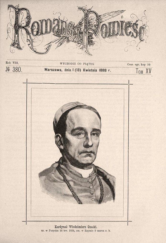 Кардинал Володимир Чацький герба Свинка (1834–1888)