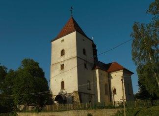 Оборонний костел святого Станіслава в Дунаєві